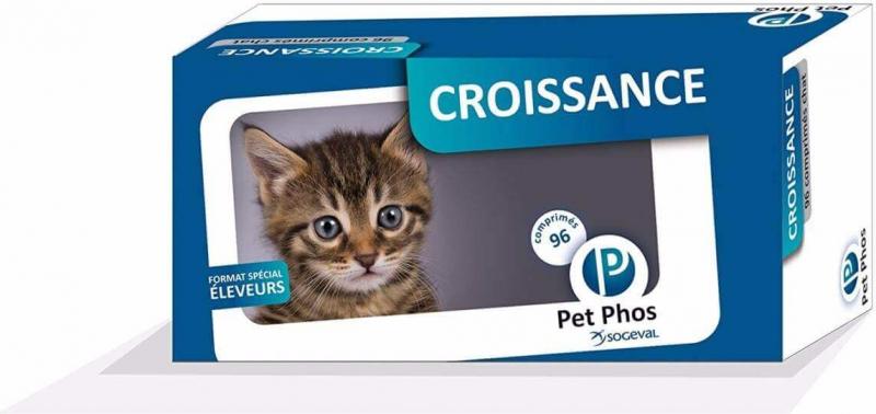 Feline Pet Phos, suplemento alimentar