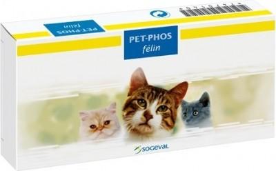 Pet Phos felino, complemento alimenticio