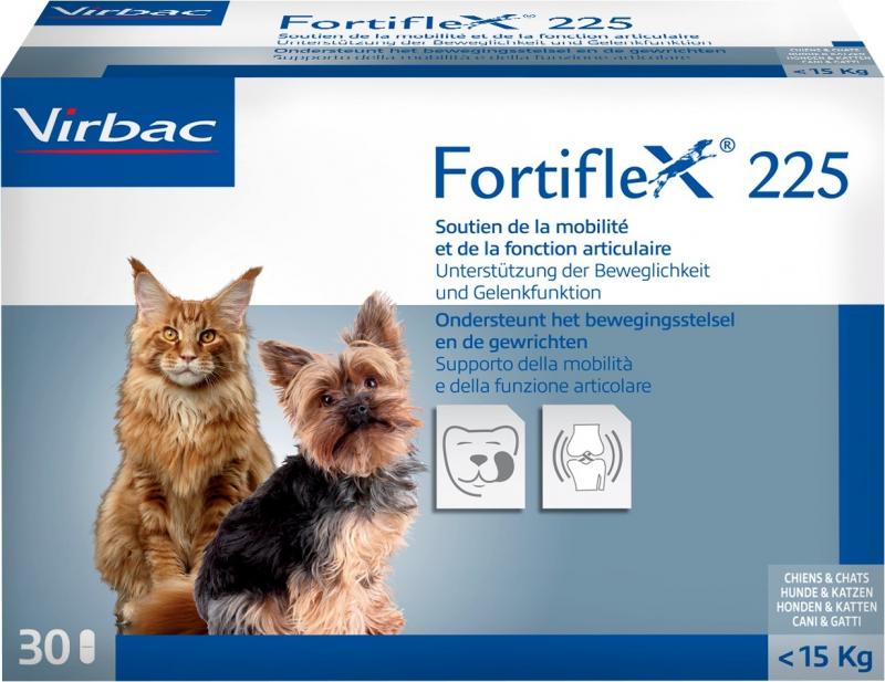 Fortiflex, aporte nutritivo para las articulaciones, complemento alimenticio