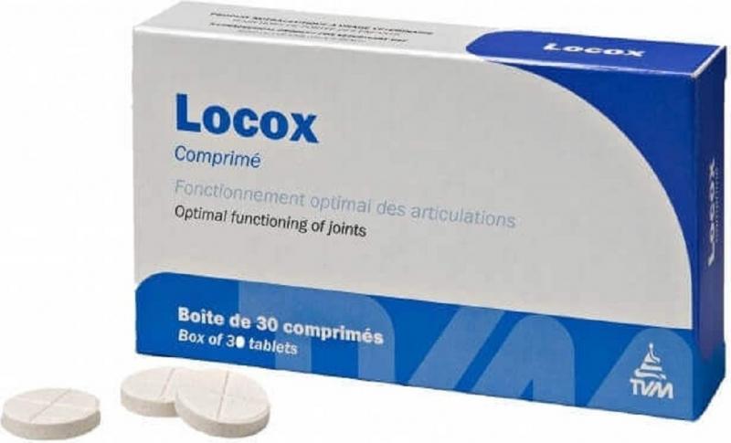 Locox TVM articulations
