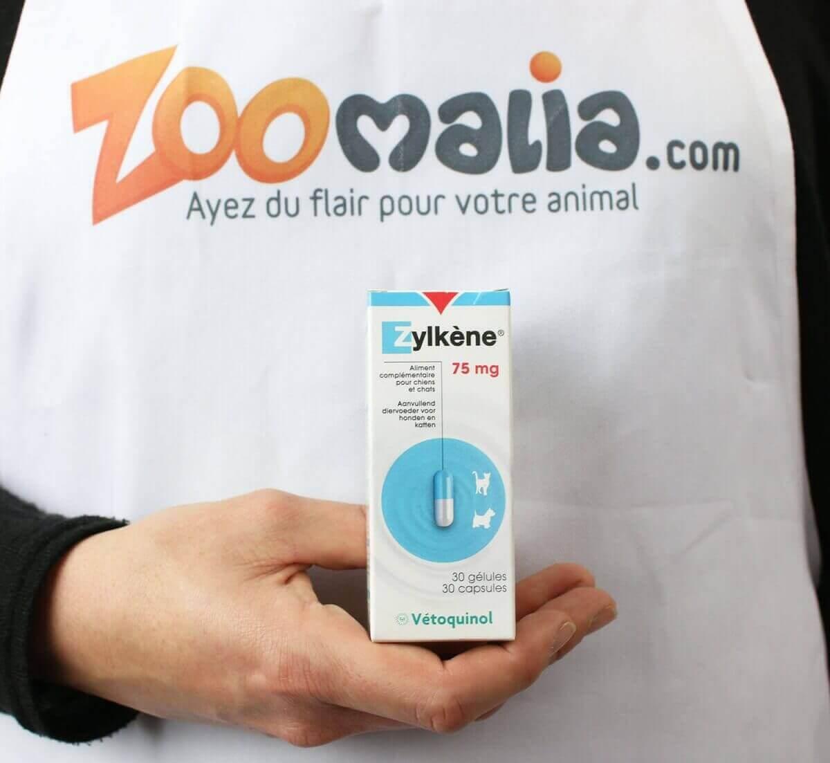 Zylkène, anti-stress pour chien et chat_4