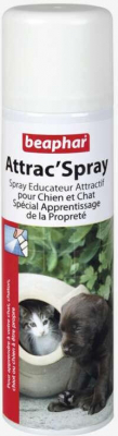Attrac' Spray Educ chiot et chaton