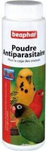 Poudre antiparasitaire pour cage à la Tétraméthrine 150g