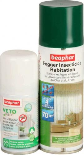 Mini-Fogger Interior Flea Bomb
