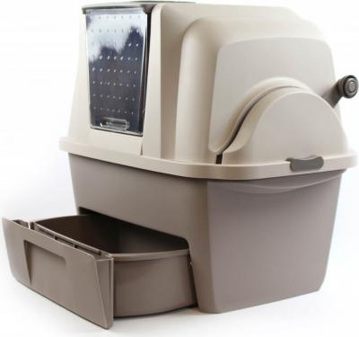Bandeja sanitaria Smartsift  Limpieza automática