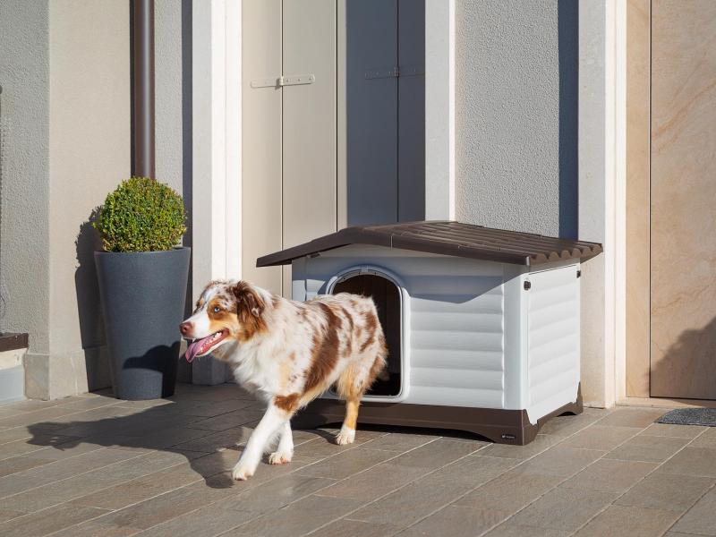 Niche plastique DogVilla pour chien
