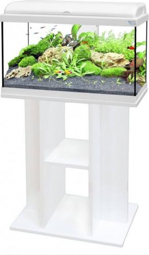 Aquadream 60 Aquarium Cabinet - White