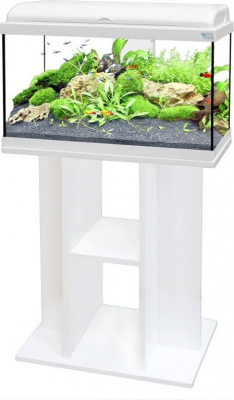 Aquadream 60 Aquarium Cabinet - White