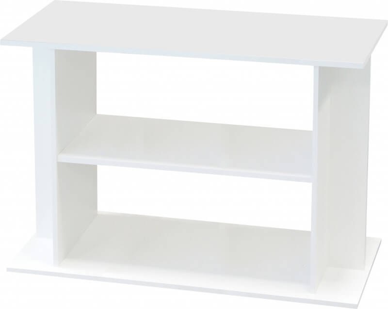 Aquadream 100 Aquarium Cabinet - White_1