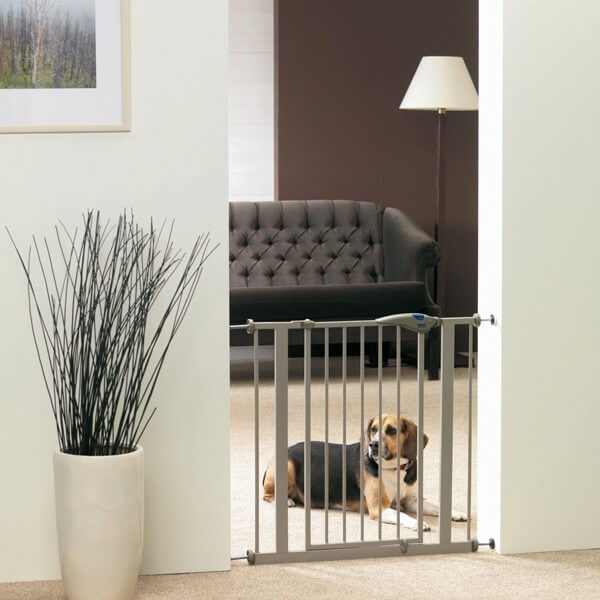barriere pour chien dog barriere h75cm barri re et escalier. Black Bedroom Furniture Sets. Home Design Ideas