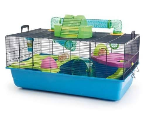 cage hamster heaven metro cage hamster. Black Bedroom Furniture Sets. Home Design Ideas