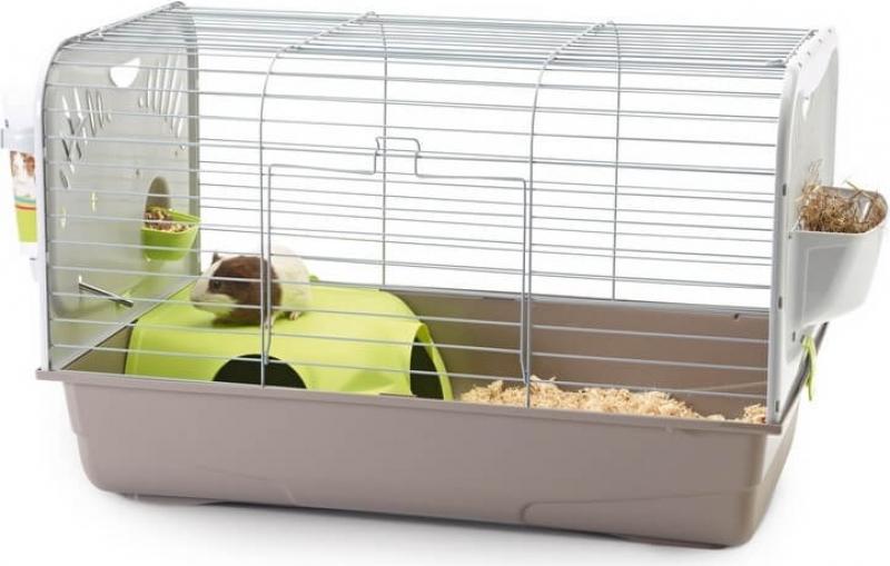 Cage Caesar 2 Knock Down pour Cochon d'Inde