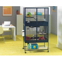 Cage Savic Suite Royal 95 Double pour Furet et Rat