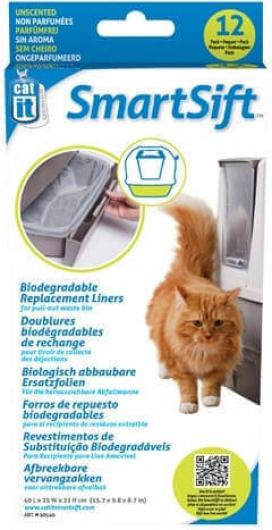 biologisch abbaubare ersatzfolie f r die toilette smartsift. Black Bedroom Furniture Sets. Home Design Ideas