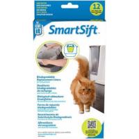 Sac pour bac litière pour chat Smartsift
