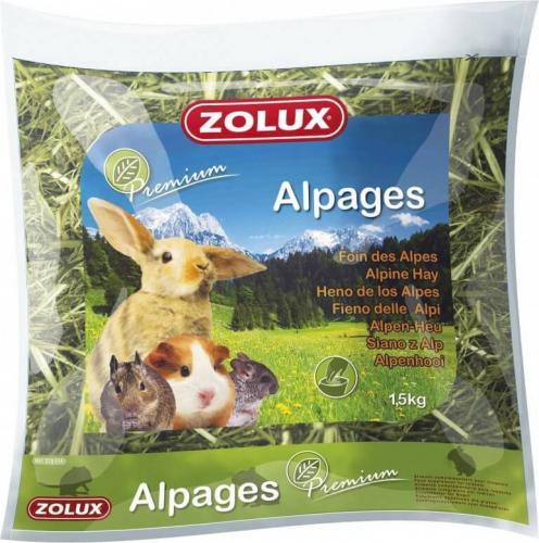 Premium Alpine Hay