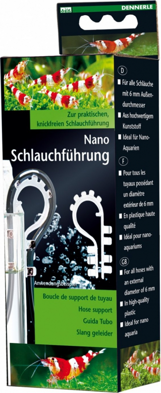 Dennerle Nano boucle de support de tuyau