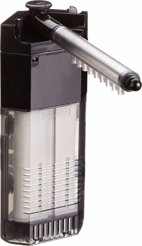 Dennerle Nano Clean Filtre interne d'angle pour mini-aquariums