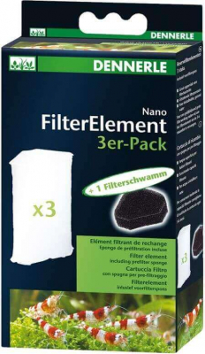 Replacement Filter Element for Corner Filter