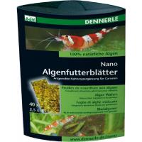 Dennerle Feuilles de nourriture aux algues pour crevettes