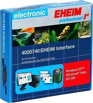 Interface Usb filtro Eheim Professionel 350 450 et 700