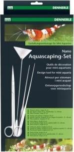 Nano Aquascaping-Set, herramientas para decoración