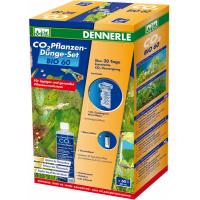CO2 set de fertilisation des plantes Bio 60