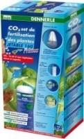 CO2 set de fertilisation des plantes Jetable 160 Premius