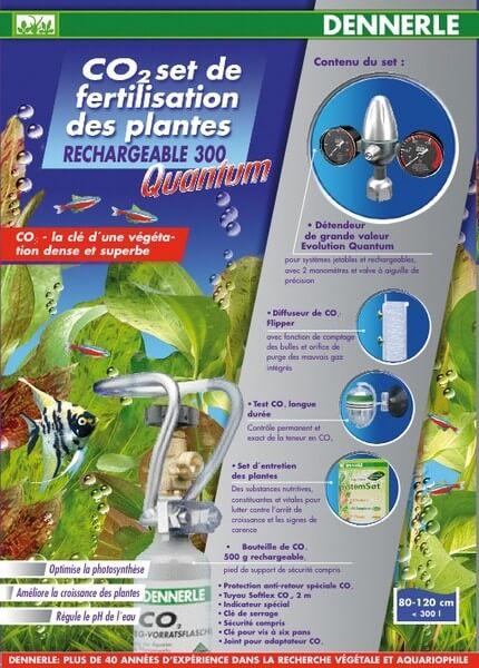 Set co2 de fertilizaci n de plantas reutilizable 300 quantum for Fertilizacion de estanques piscicolas