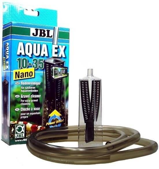 Cloche vase aqua ex 10 35 sp cial nano aquarium for Aspirateur aquarium