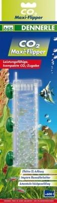 Diffuseur CO2 Maxi-Flipper pour aquarium jusqu'à 600 litres