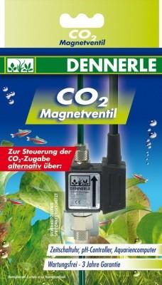 Électrovanne CO2