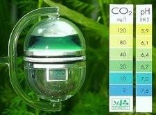 Test CO2 larga duración, Correct + PH