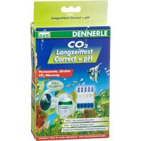 Dennerle Test CO2 longue durée, Correct + PH