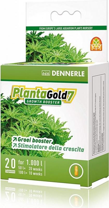 Dennerle PlantaGold 7 Stimulateur de croissance pour plantes