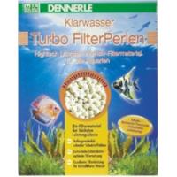 Clear Watre Turbo Filtre Perles, matériau filtrant