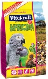 Mélange African Pour Perroquets Gris Du Gabon 750 g