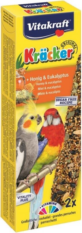 Kräcker Miel Eucalyptus Grandes Perruches