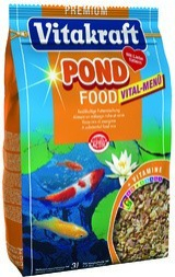 Vital Menu Pond Food