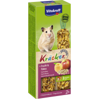 Kräcker Frutos e Flocos Hamsters