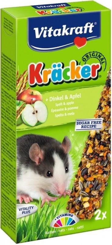 Vitakraft Kracker Corn and Fruit for Rats