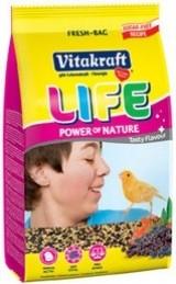 Alimento completo Life Canaris en bolsa con cierre 800 gr