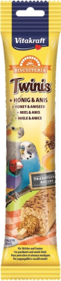 Friandises Twinis miel & anis Perruches/Exotiques