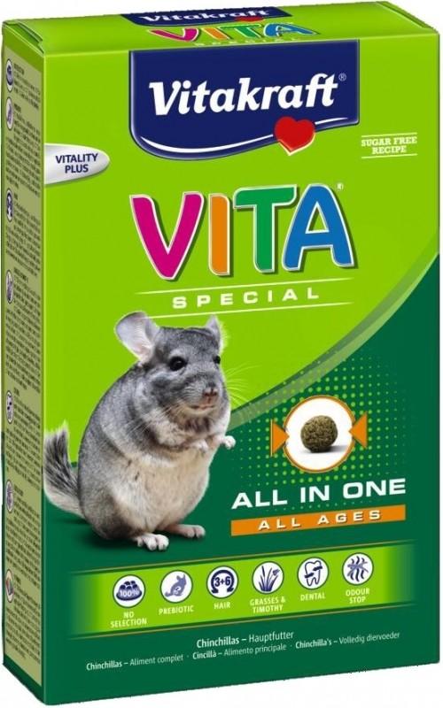 Aliment complet Vita Special Chinchillas Regular