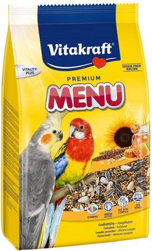 Super Premium Menu Parrot Food