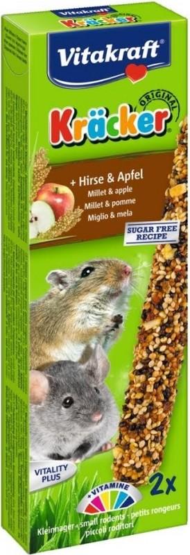 Friandises Kräcker Millet & Pomme Souris