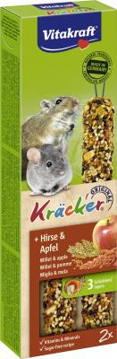 Leckerlies Kräcker aus Getreide & Früchte, für Mäuse
