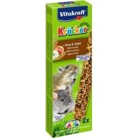 Golosinas Kräcker Corn & Fruit para ratones