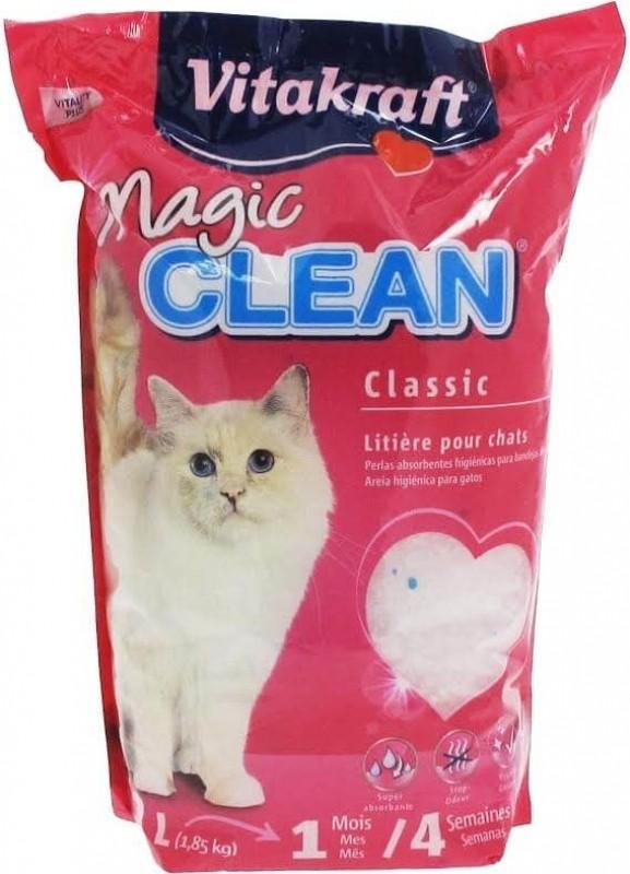 Arena Magic Clean 8 semanas