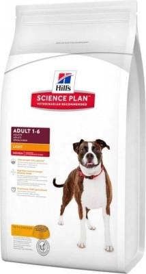 Hill's Science Plan Chien Adulte Light Poulet